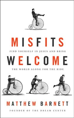 Book Review : Misfits Welcome