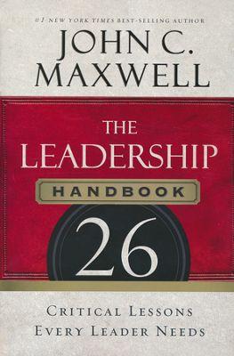 john maxwell leadership bible pdf