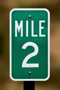 Two Mile Marker